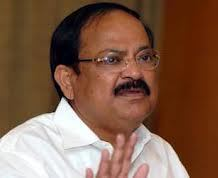 The master planner for a massive destruction of the masses, M. Venkaih Naidu.